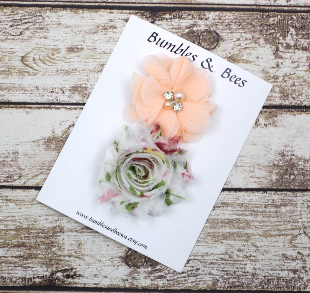 peach:floral shabby chic.JPG